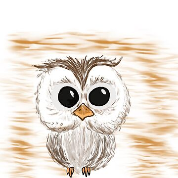 tay's owl by DrewHenderson