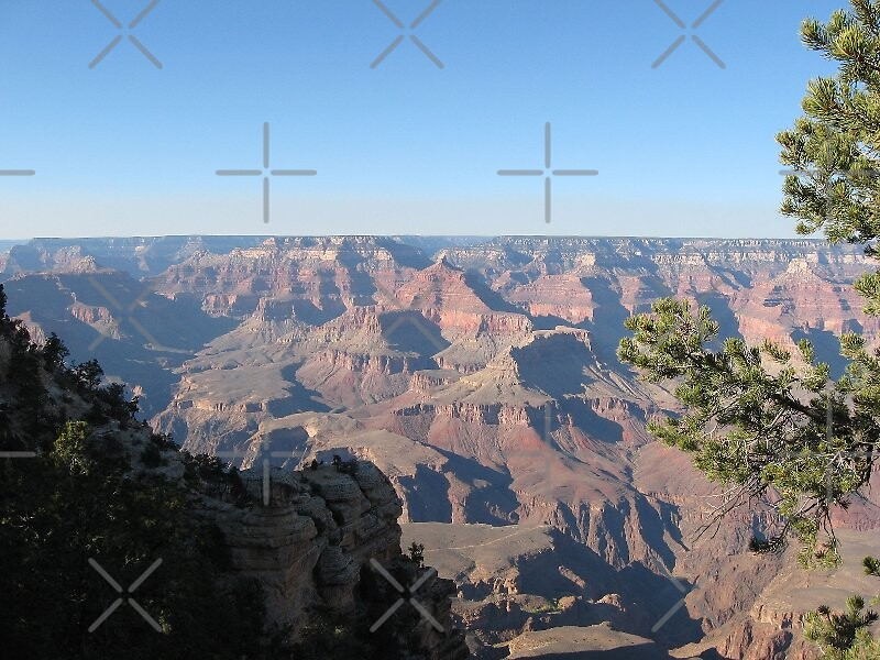Grand from South Rim by loiteke