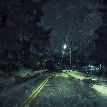 cold road by DrewHenderson