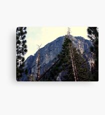 In Front Of Lover's Leap Canvas Print