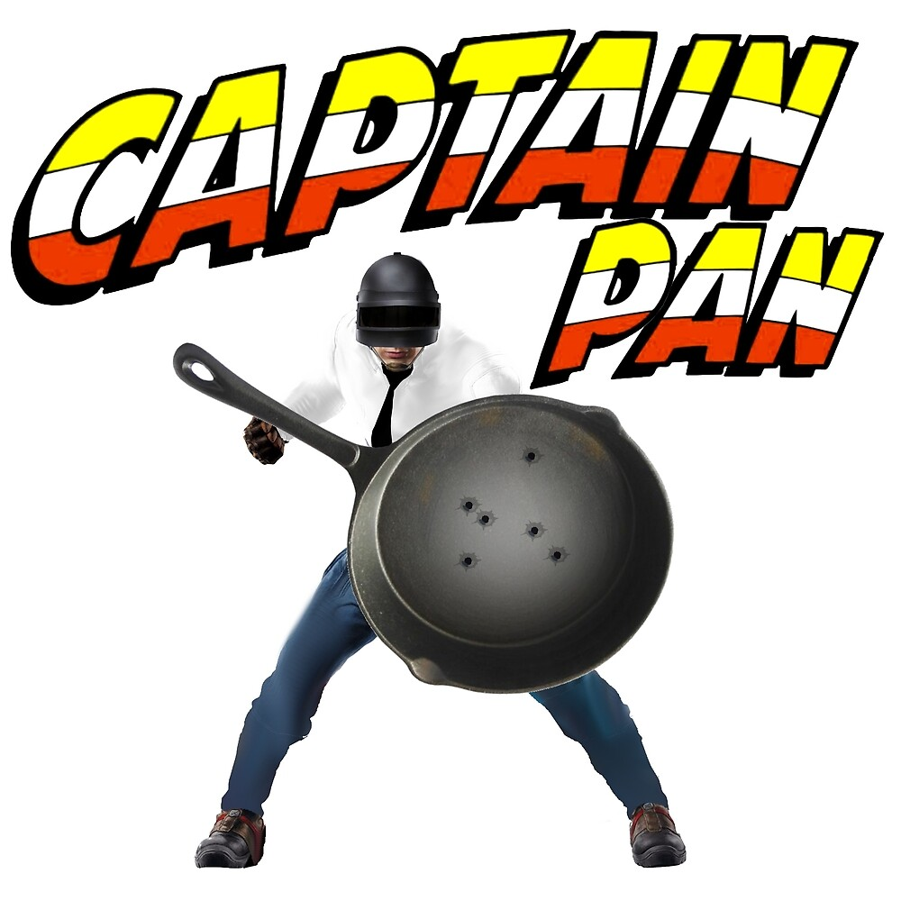 Captain PAN! | PUBG by CSGODesignz