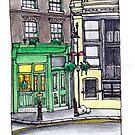 London - Shopfront near Borough Market by perevision