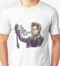 When the doctor was me T-Shirt