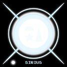 Star system: Sirius by GaffaMondo