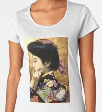 Tehura Frauen Premium T-Shirts