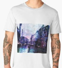 Luminescence, Digital Artwork Men's Premium T-Shirt
