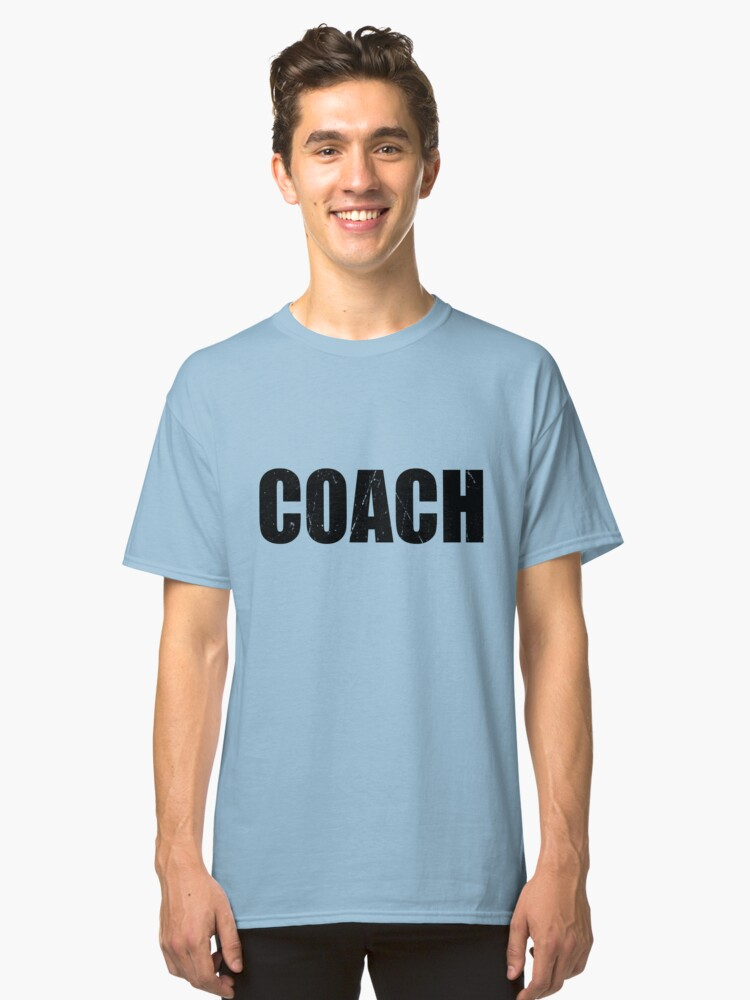 coach coach halloween costume party cute funny t shirt halloween costume party cute