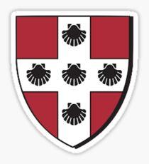 Wesleyan University Seal  Sticker