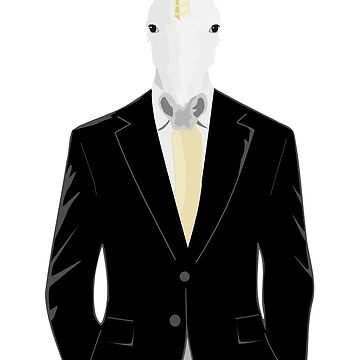 Unicorn in Business Suit by pda1986
