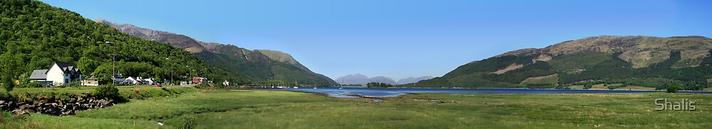 Loch Leven by Shalis