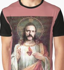 Lemmy the new Jesus Graphic T-Shirt