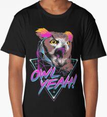Owl Yeah! Long T-Shirt