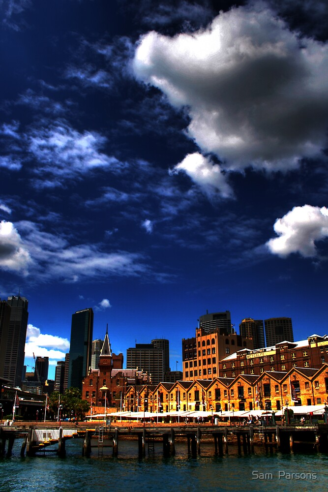Old Sydney Town by Sam  Parsons