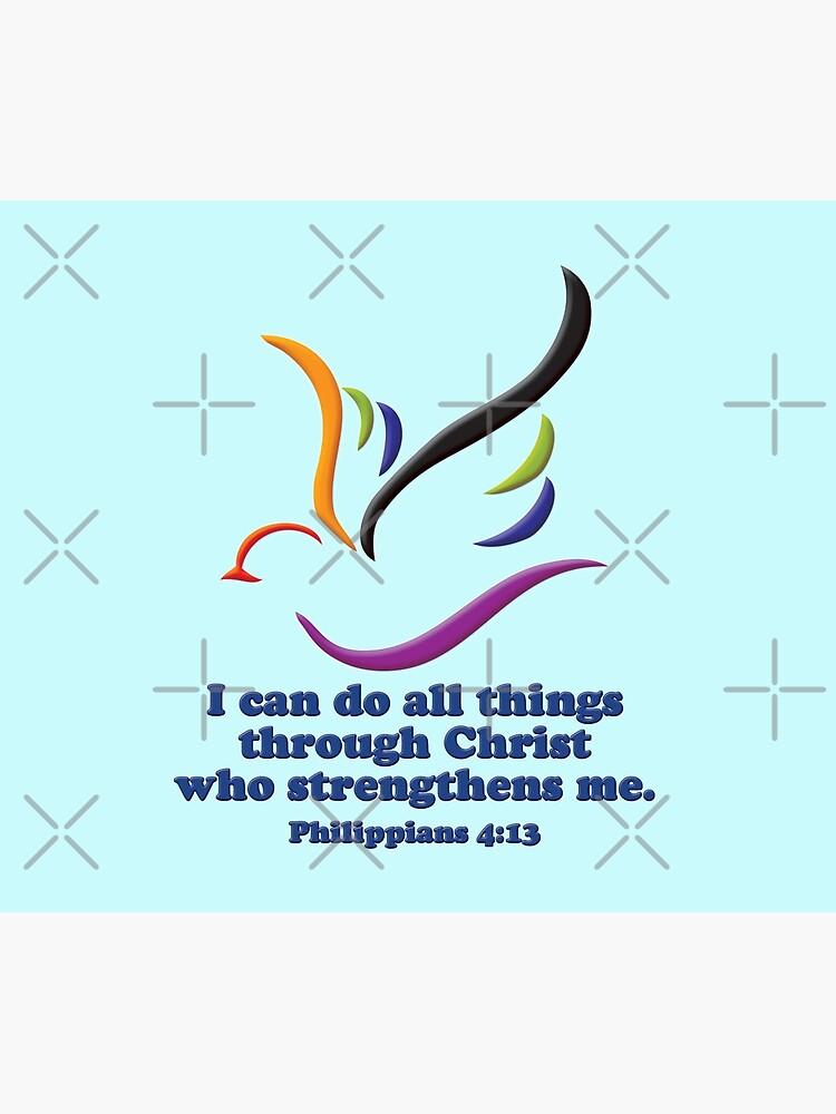 Dove | Philippians 4:13 by jdamelio