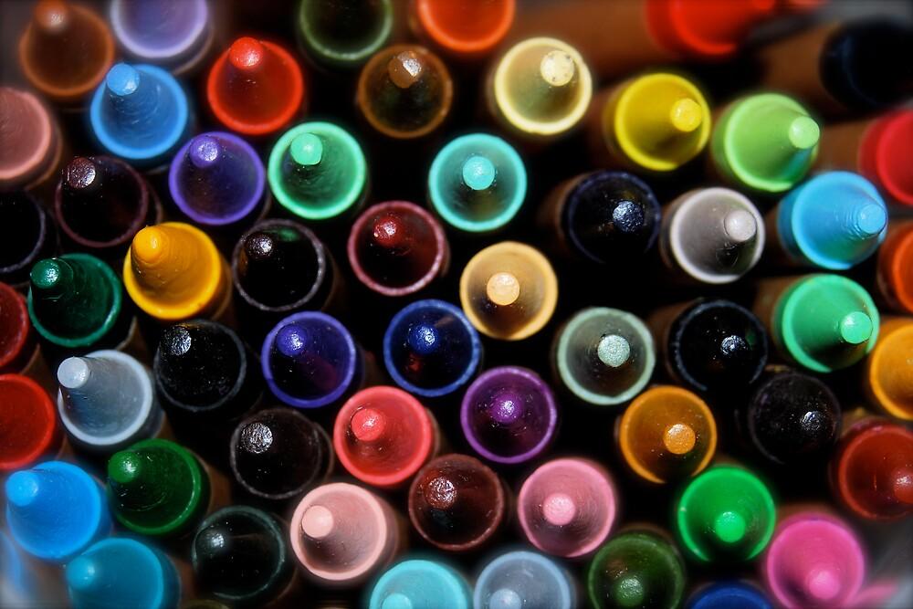 Colors by Robert Baker