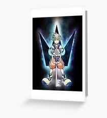 Sora KH Greeting Card