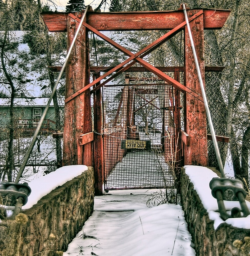 Sensei's Bridge by Kasey Cline