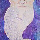 Fish Beard Man by Gemma Amendola