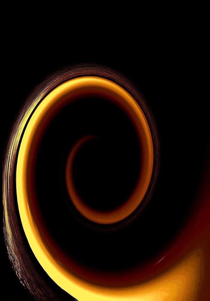 Caramel swirl  by kimie
