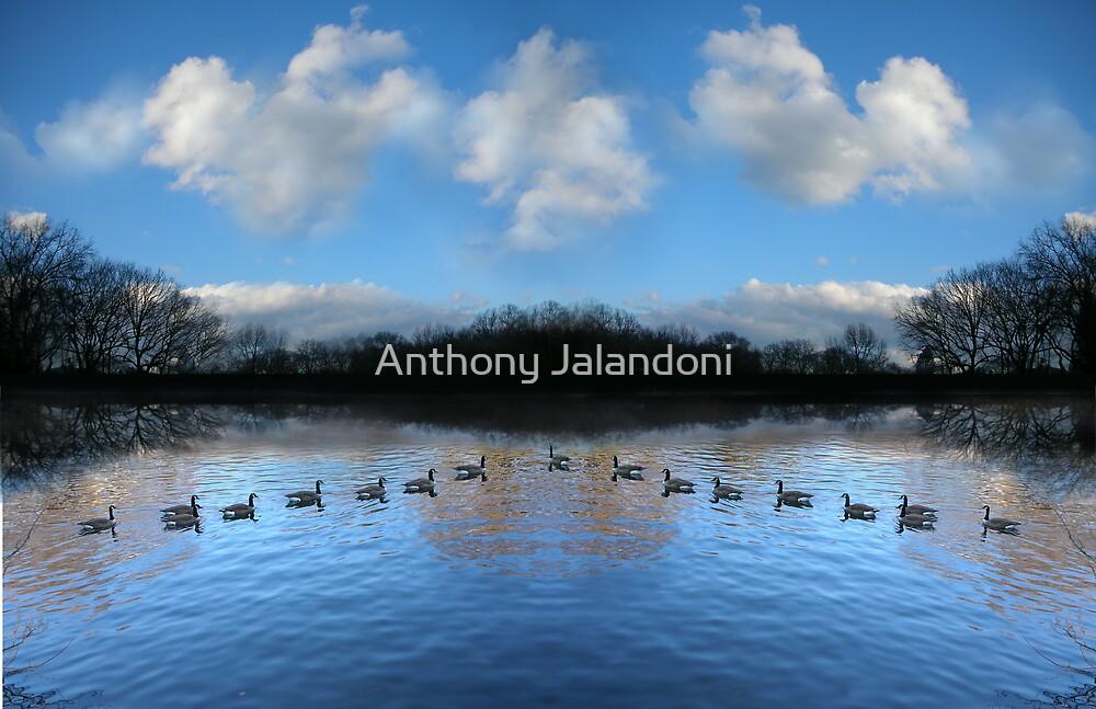 Following your destiny by Anthony Jalandoni