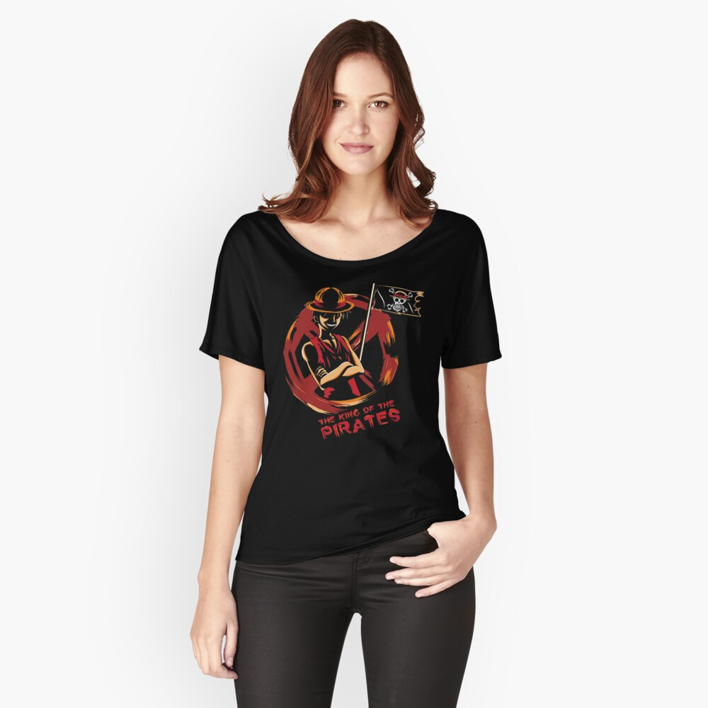King Of The Pirates Loose Fit T-Shirt