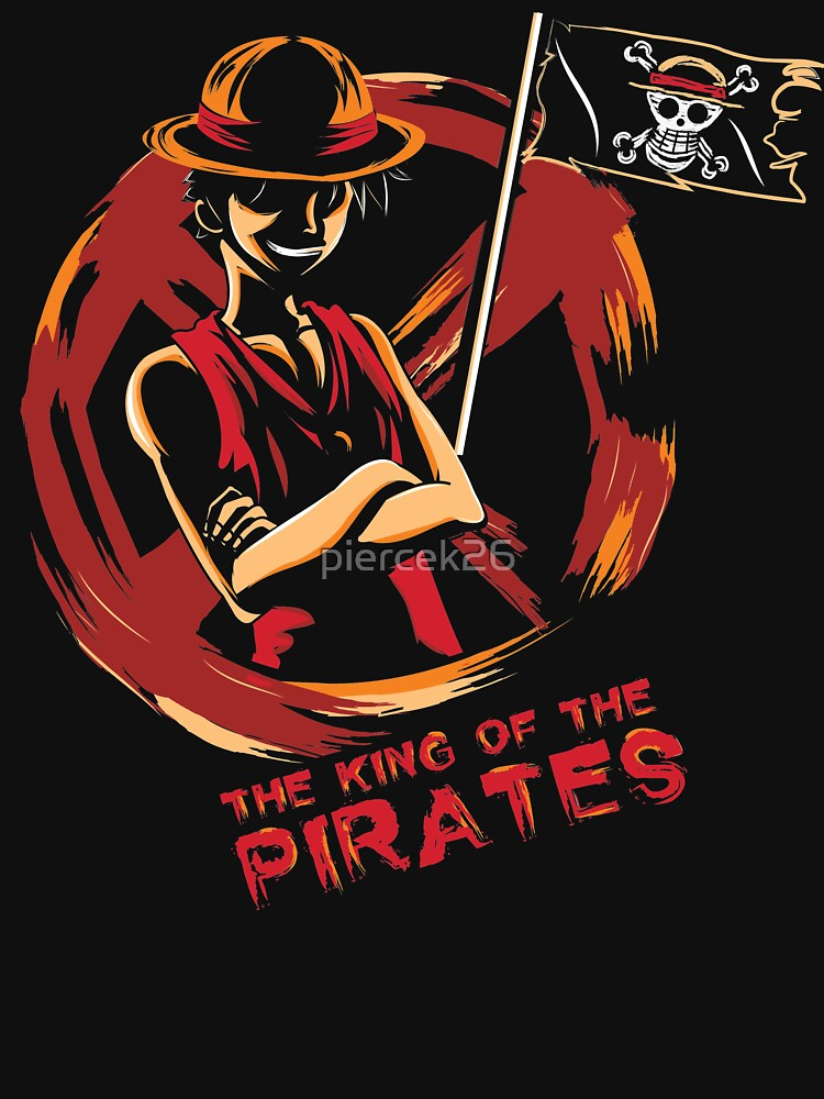 King Of The Pirates von piercek26