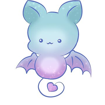 Chibi Bat by NicholiCosplay