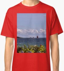 View from Mackinac Island Classic T-Shirt