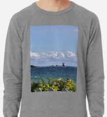 View from Mackinac Island Lightweight Sweatshirt