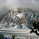 Mount Wilson Snow by Benjamin Padgett