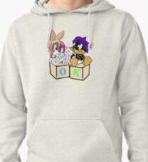 Lil Pump/Smokepurpp OK Cartoon Pullover Hoodie
