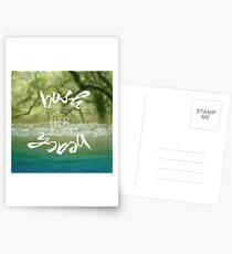 Bush or Beach Destination Postcards