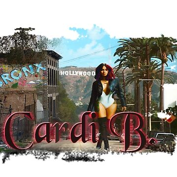 From the BX to Hollywood: Cardi B by ehollins1985