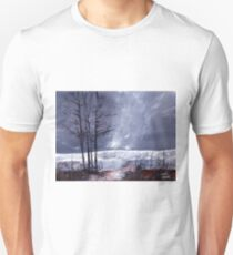 Snowscape 1 Unisex T-Shirt