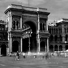 i fantasmi della galleria by Michael Mancini
