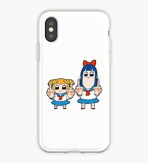 Pop team epic iPhone Case