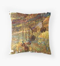 The Atlas Of Dreams - Color Plate 79 Floor Pillow
