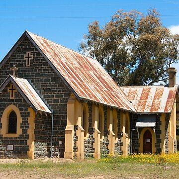 Bookham Church by Ramace