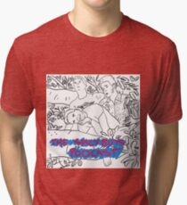 Spicy Boys Classic Logo Range Tri-blend T-Shirt