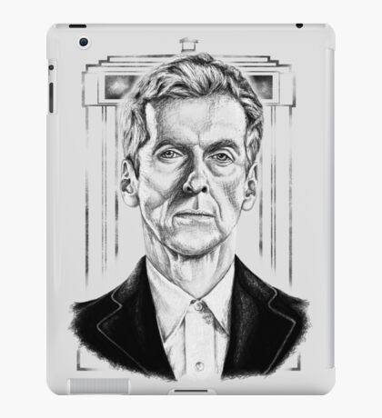 The 12th (Light Variant) iPad Case/Skin