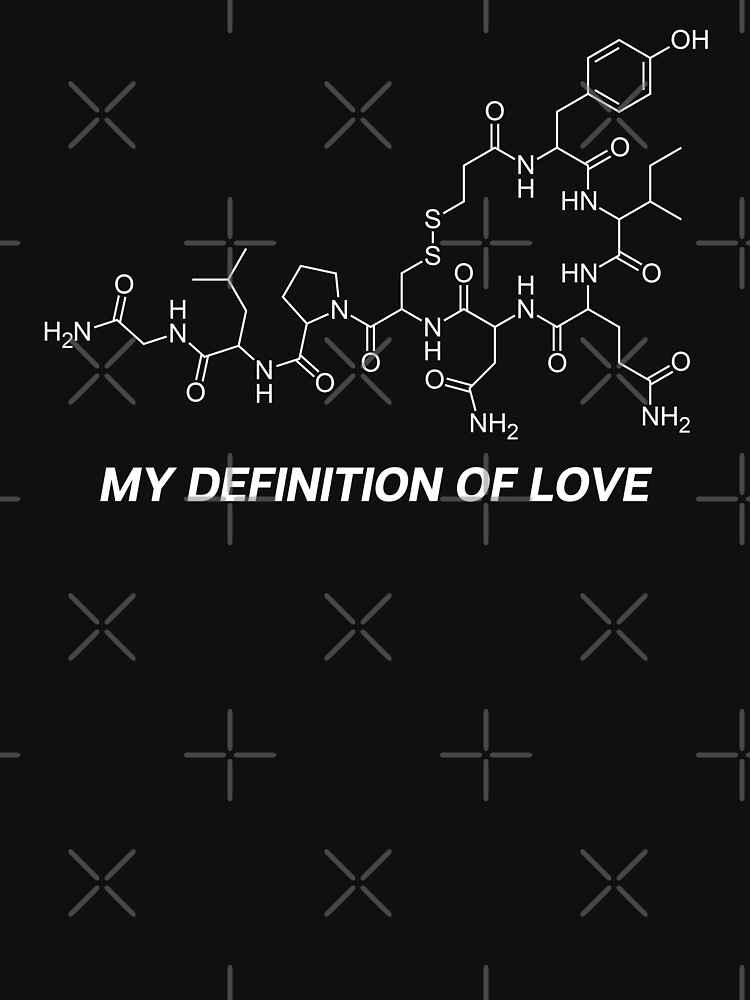 Love chemistry definition