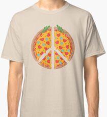 Peazza, Love and Joy Classic T-Shirt