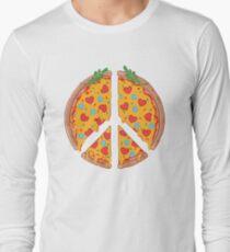 Peazza, Love and Joy Long Sleeve T-Shirt