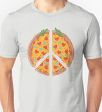 Peazza, Love and Joy Unisex T-Shirt