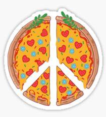 Peazza, Love and Joy Sticker