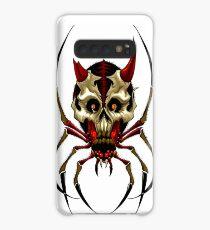 Skullpider red Case/Skin for Samsung Galaxy
