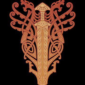 SURTR'S SWORD by RAIDHO