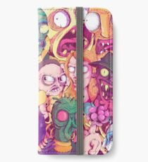 Rick and Morty Doodle iPhone Wallet/Case/Skin