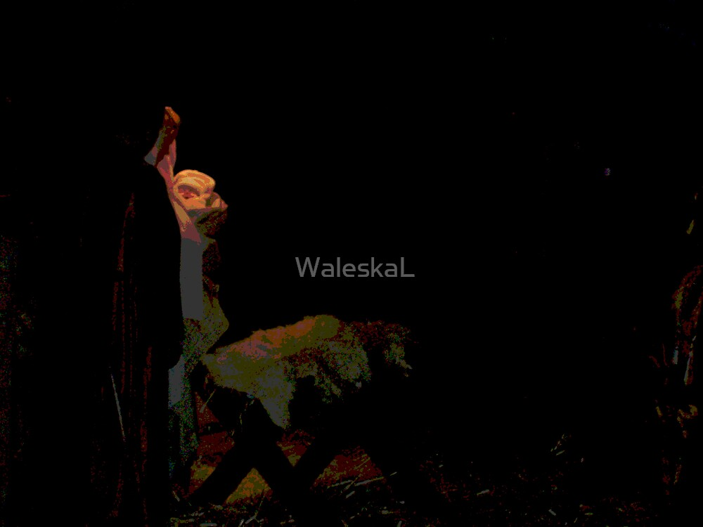 The NewBorn Babe  by WaleskaL
