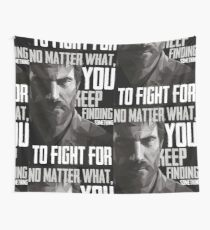 The Last Of Us - Joel Wall Tapestry